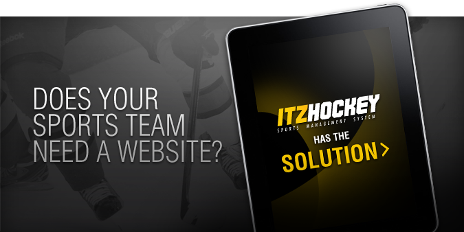 Does your sports team need a website?